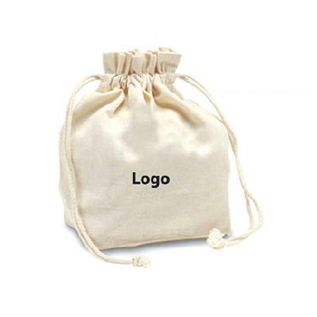 大束口棉布袋 可印广告